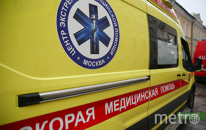 Пострадавший при нападении в центре Москвы сотрудник СК умер в реанимации. Фото Василий Кузьмичёнок