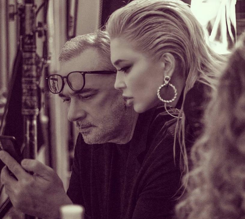 Эрика Герцег и Константин Меладзе. Фото Скриншот Instagram: @erikaherceg