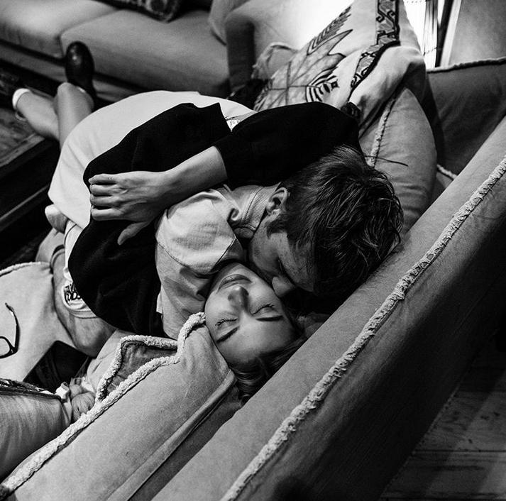 Джастин Бибер и Хейли Болдуин. Фото Скриншот Instagram: @justinbieber