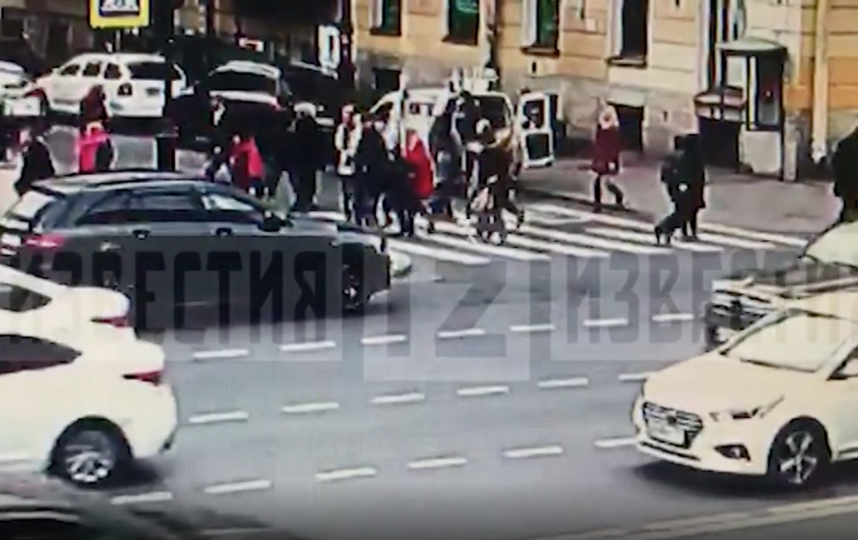 "Скриншот видео ""Пятого канала"". Фото www.5-tv.ru"