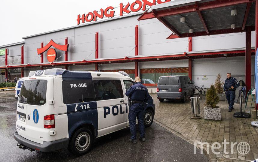 В результате нападения на колледж в финском городе Куопио погиб один человек. Фото AFP