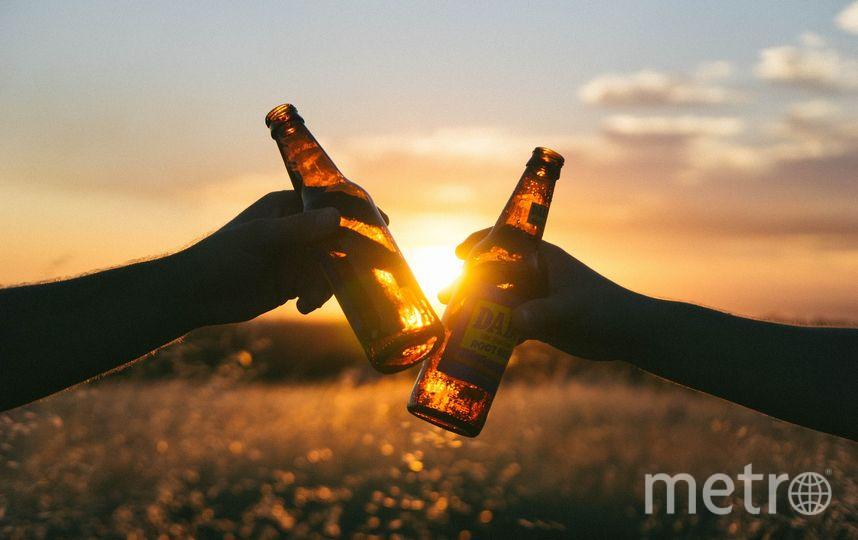 Уменьшилось число смертей, связанных с употреблением алкоголя. Фото Pixabay