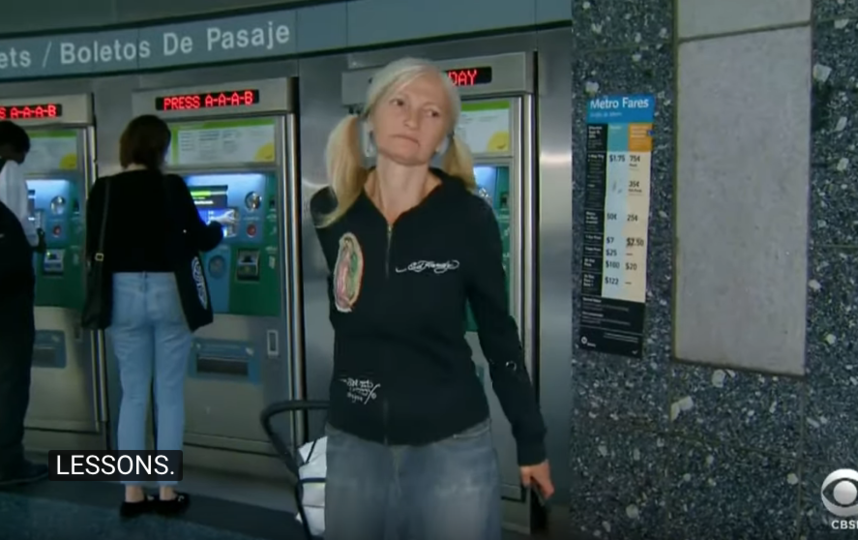 "Эмили Замурка. Фото https://www.youtube.com/watch?v=FYhYYF6Nqwc, ""Metro"""