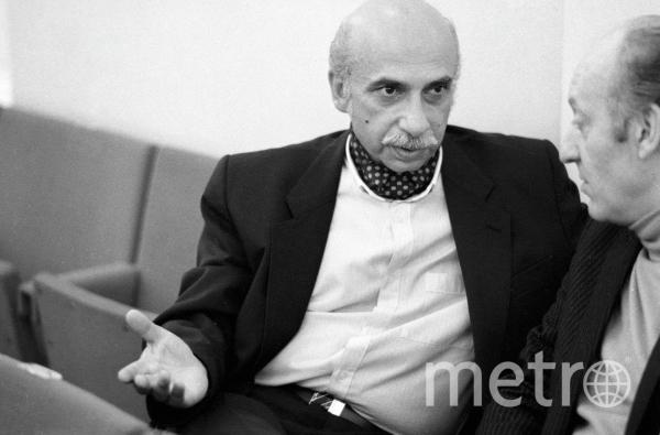 Композитор, народный артист Грузинской ССР Гия Канчели. Фото РИА Новости