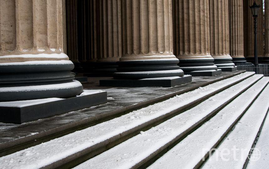 """Первый снег может выпасть в Петербурге в выходные. Фото Pixabay.com, """"Metro"""""""
