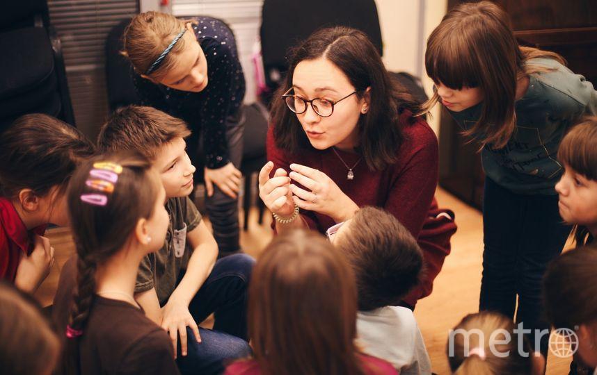 Занятия проходят в группах от шести до десяти человек. Фото Ксения Плотникова