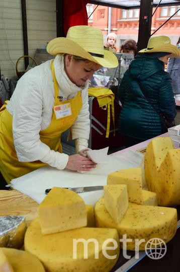 """120 видов сыров и """"молочки"""". Фото Василий Кузьмичёнок"""