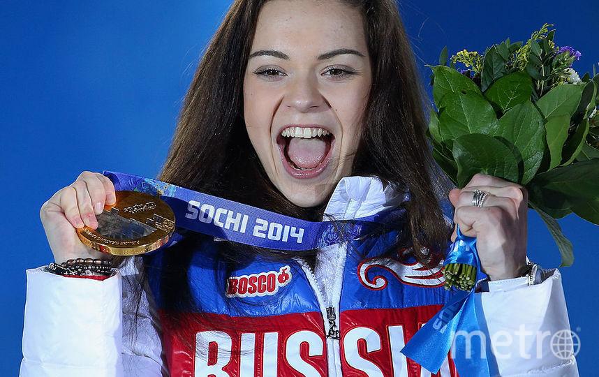Аделина Сотникова. Фото Getty