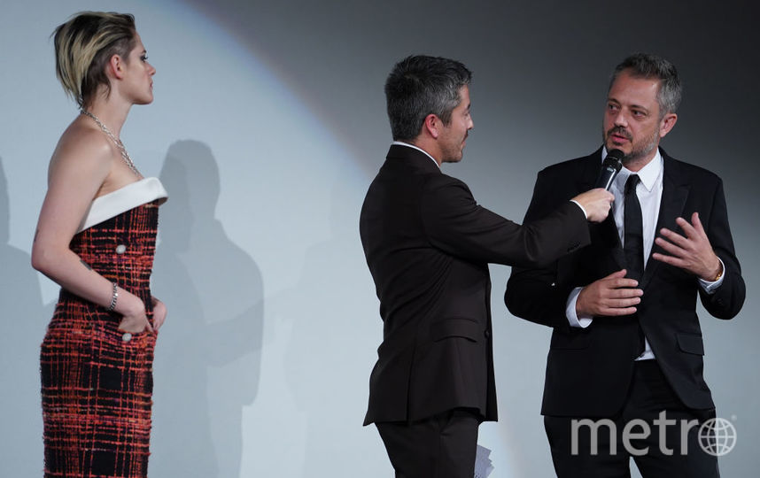 Кристен Стюарт на фестивале в Цюрихе. Фото Getty