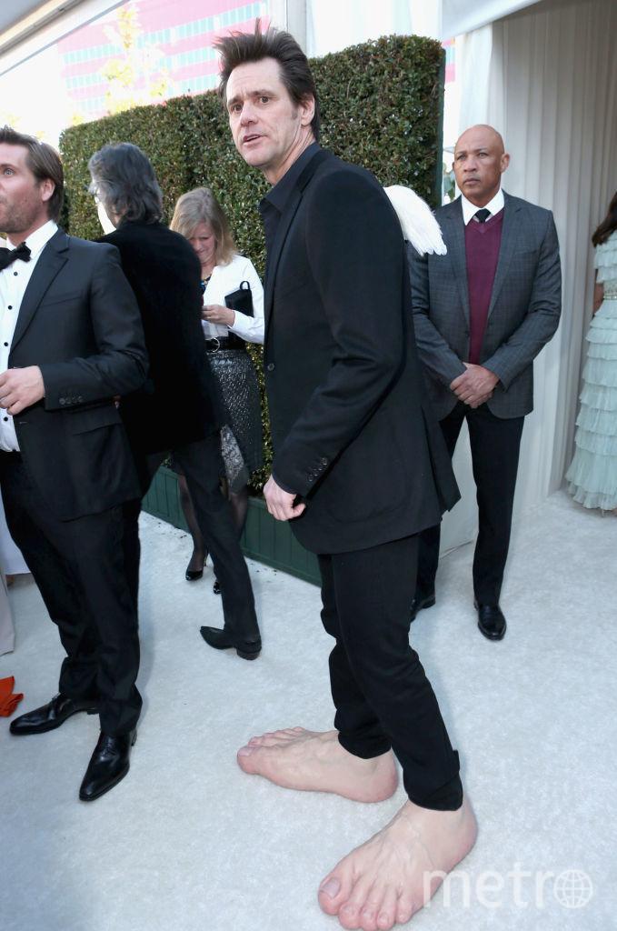Джим Керри. Фото Getty