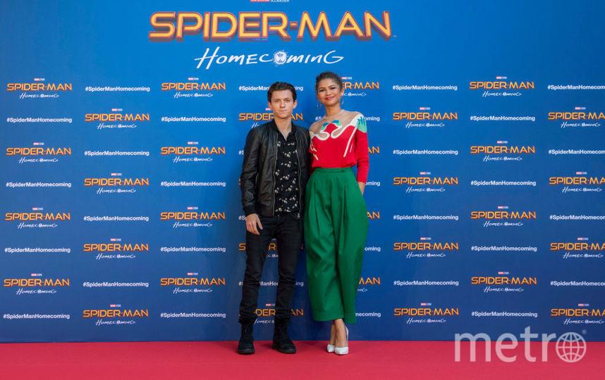 Том Холланд и Зендая. Фото Getty