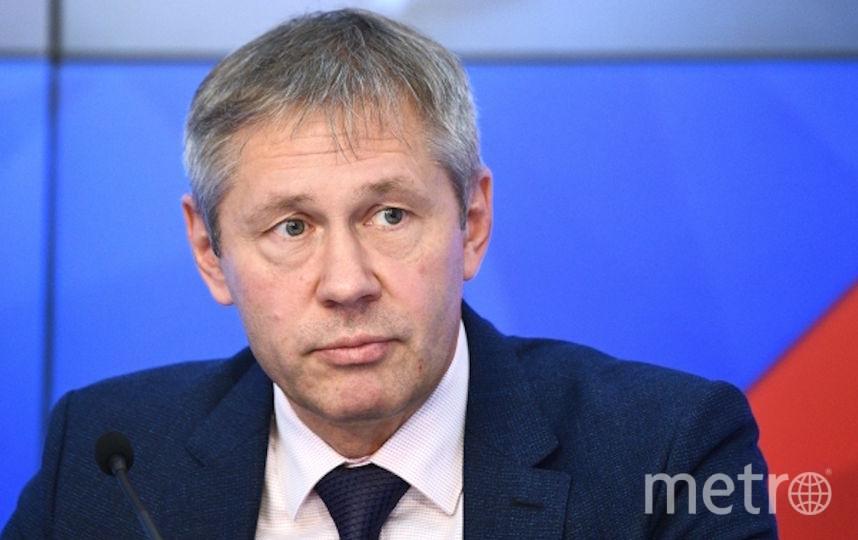 Максим Яковенко. Фото РИА Новости