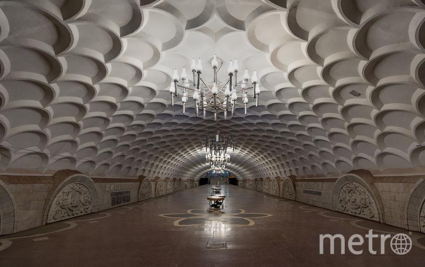 """Станция """"Киевская"""" в Харькове. Фото Christopher Herwig / herwigphoto.com"""