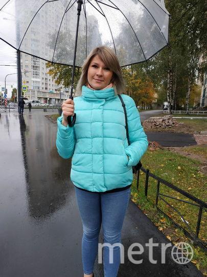 """Марина, ревизор табачных магазинов, 25 лет. Фото Наталья Сидоровская, """"Metro"""""""