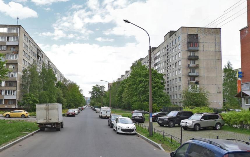 Улица Шотмана. Фото Яндекс.Панорамы