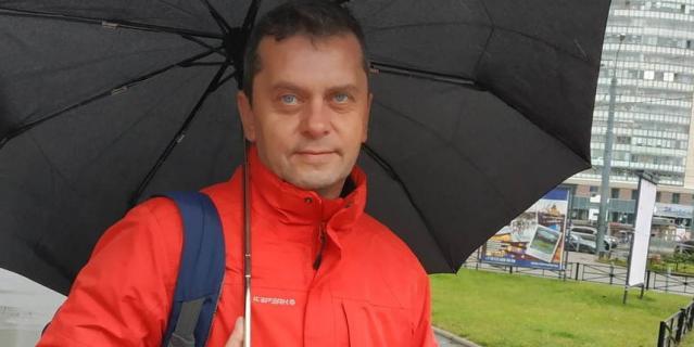 Сергей, водитель автобуса, 47 лет.