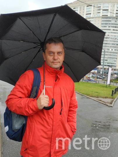 """Сергей, водитель автобуса, 47 лет. Фото Наталья Сидоровская, """"Metro"""""""