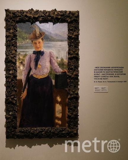 """Выставка картин Репина - одна из самых масштабных за последние 25 лет. Фото Алена Бобрович, """"Metro"""""""