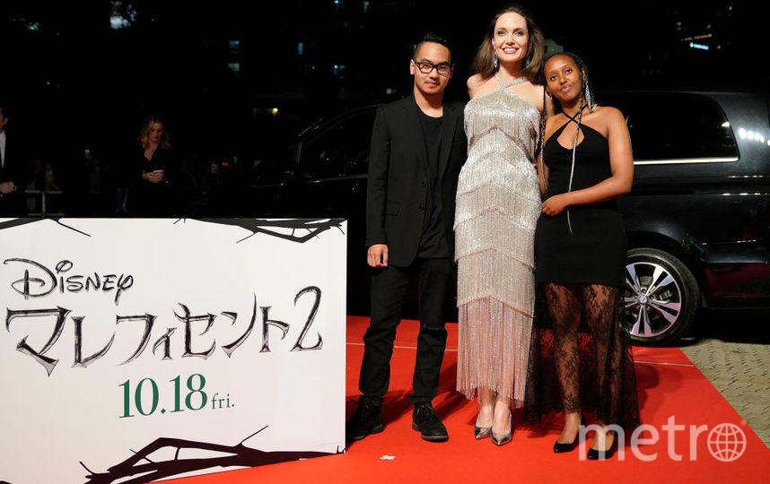 """Премьера """"Малефисенты-2"""" в Японии. Фото Getty"""