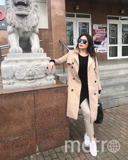 "Актриса Наталья Бочкарева. Фото https://www.instagram.com/natalia_bochkareva_official/, ""Metro"""