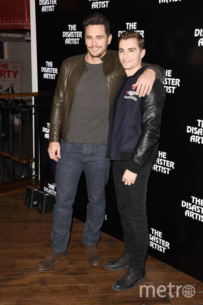 Джеймс и Дейв Франко. Фото Getty