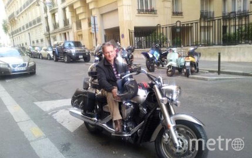 """""""Я тебе не дедушка, я – мотоциклист"""". Фото Михаил, """"Metro"""""""