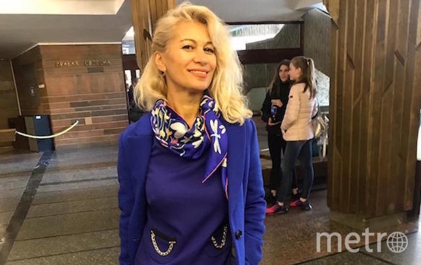 """Я тебе не бабушка, я – модель"". Фото Татьяна (56 лет), ""Metro"""