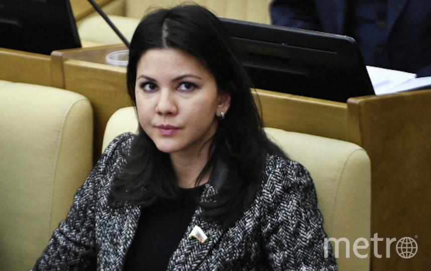 Депутат Государственной Думы РФ Инга Юмашева. Фото РИА Новости