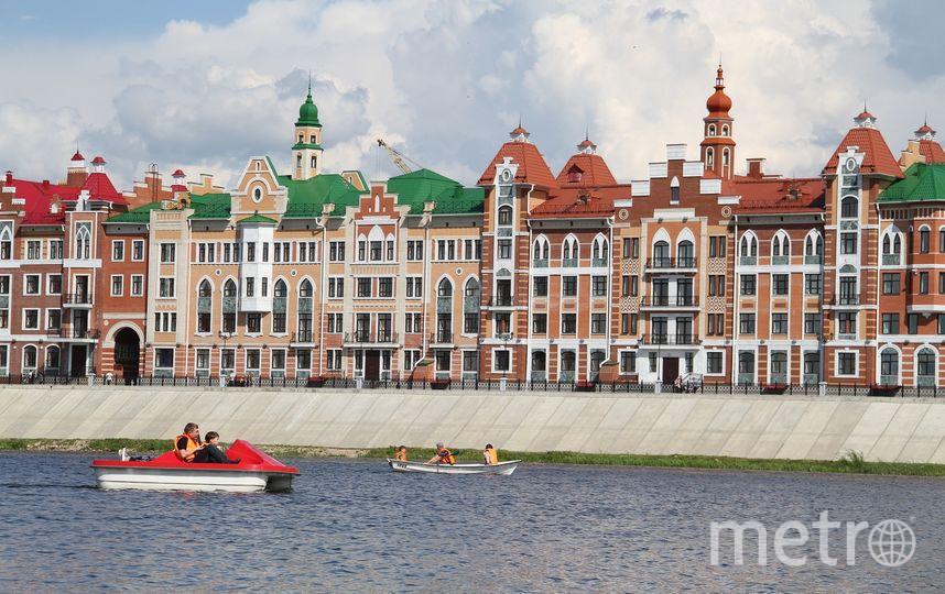 """Набережная в Йошкар-Оле туристам напомнила Амстерадам. Фото Pixabay.com, """"Metro"""""""