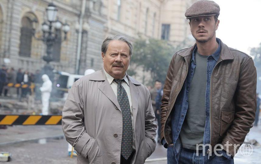 """Кадр из фильма """"Майор Гром и Чумной доктор"""". Фото kinopoisk.ru"""