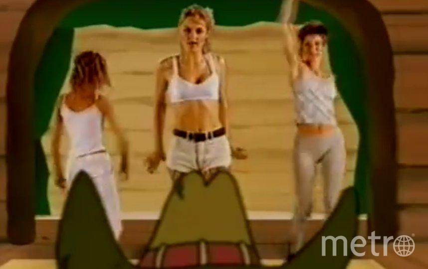 """Группа """"Стрелки"""", кадр из клипа """"Я - хорошая"""". Фото скриншот Youtube"""