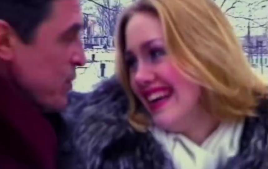 "Кадр из клипа ""Ты бросил меня"". Фото скриншот Youtube"