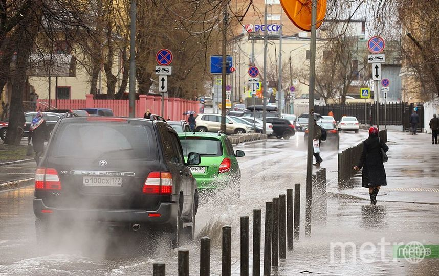 На следующей неделе в столице потеплеет на 10 градусов. Фото Василий Кузьмичёнок