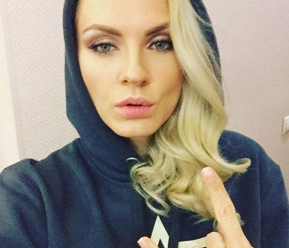 Мария Корнеева, фотоархив. Фото скриншот www.instagram.com/margo_strelki/
