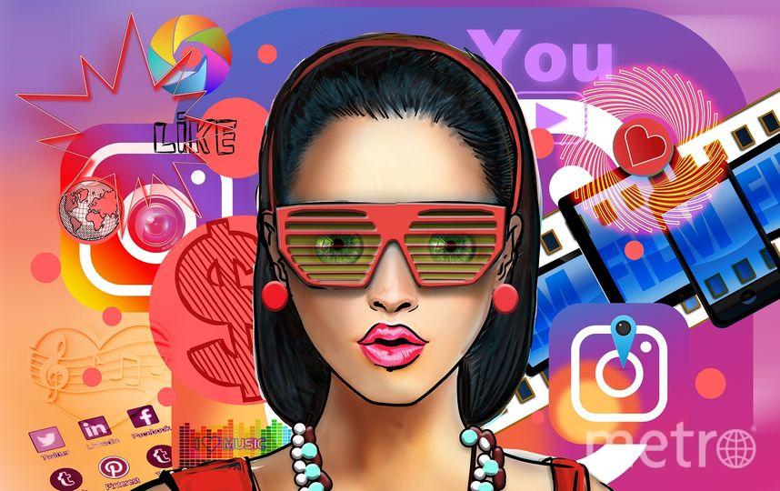 6 октября Instagram отмечает свой день рождения. Фото pixabay.com