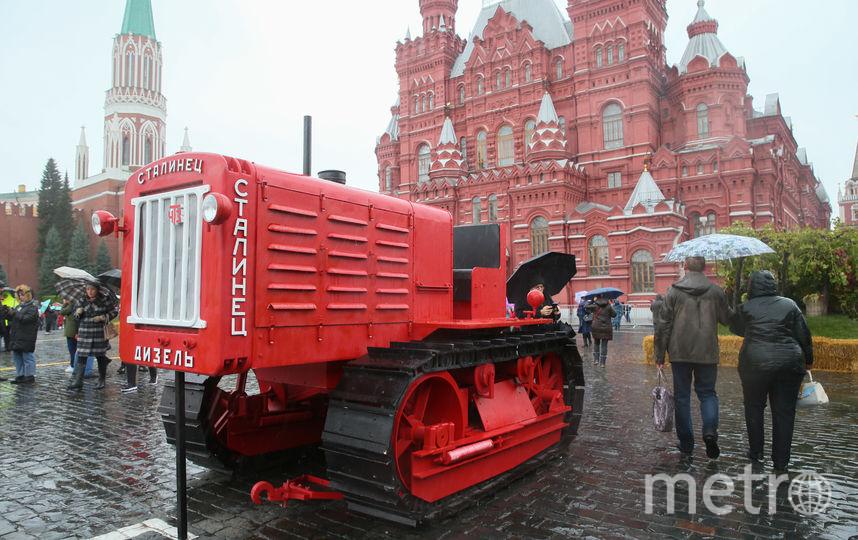«Сталинец», выпускавшийся на Челябинском заводе в предвоенные годы, – первый в Советском Союзе серийный дизельный трактор. Фото Василий Кузьмичёнок