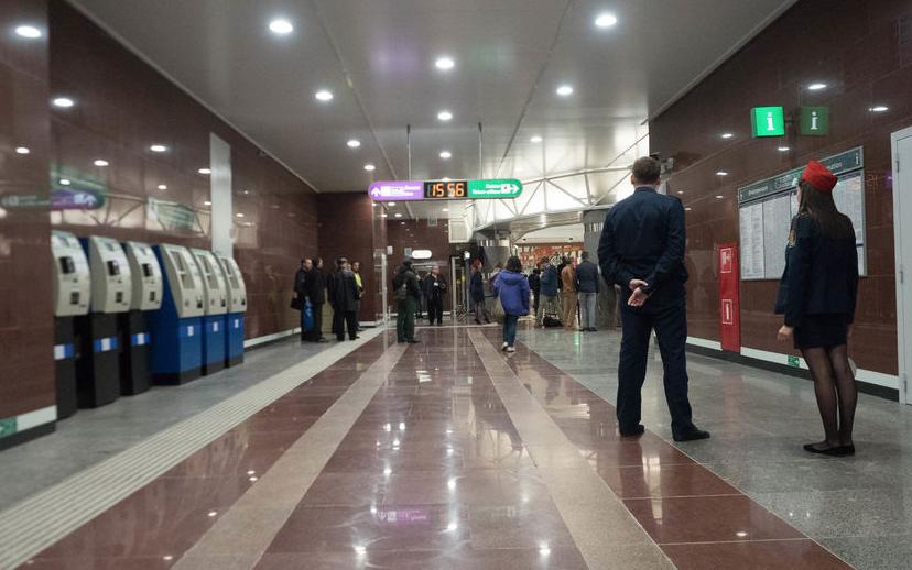 """Глава Петербурга рассказал о планах строительства метро. Фото Фотоархив., """"Metro"""""""