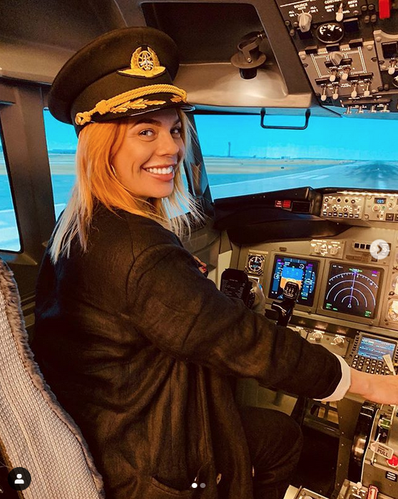 Анастасия Стоцкая сейчас. Фото Скриншот Instagram: @100tskaya