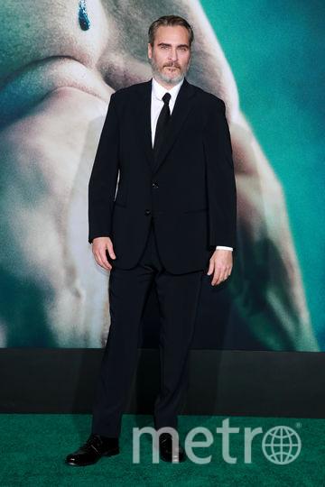 Хоакин Феникс. Фото Getty