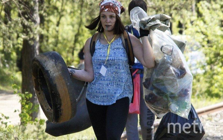 Петербуржцы увлеклись раздельным сбором мусора.