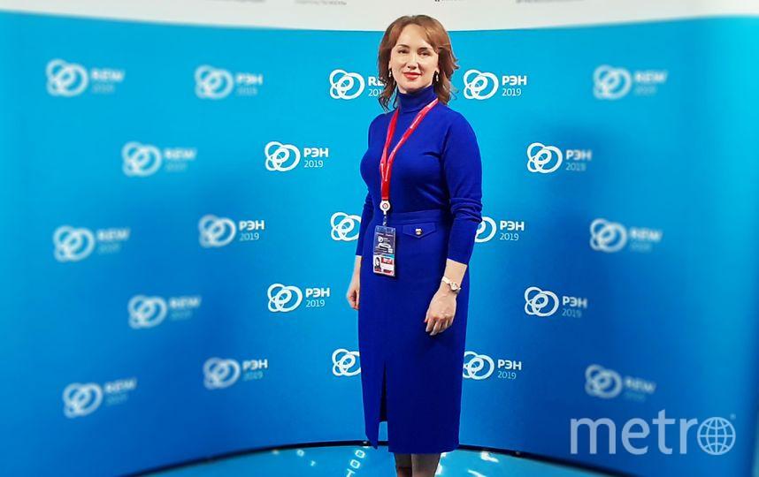 """Генеральный директор АО """"РЭС"""" Яна Балан. Фото АО """"РЭС"""""""