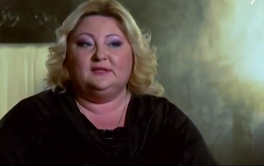 Юлия Сулес, кадр из программы. Фото скриншот YouTube