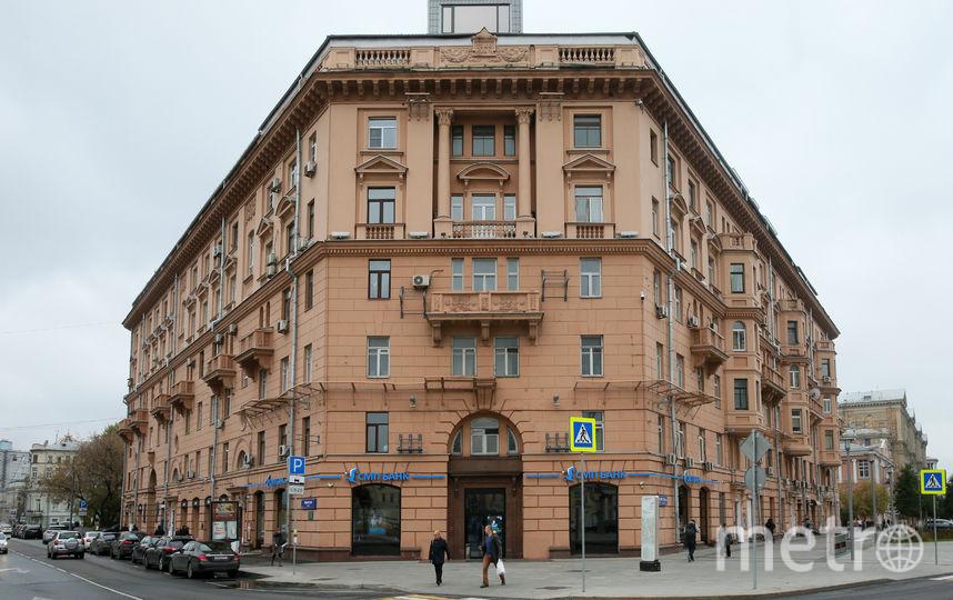 Та самая шестиэтажка. Фото Василий Кузьмичёнок
