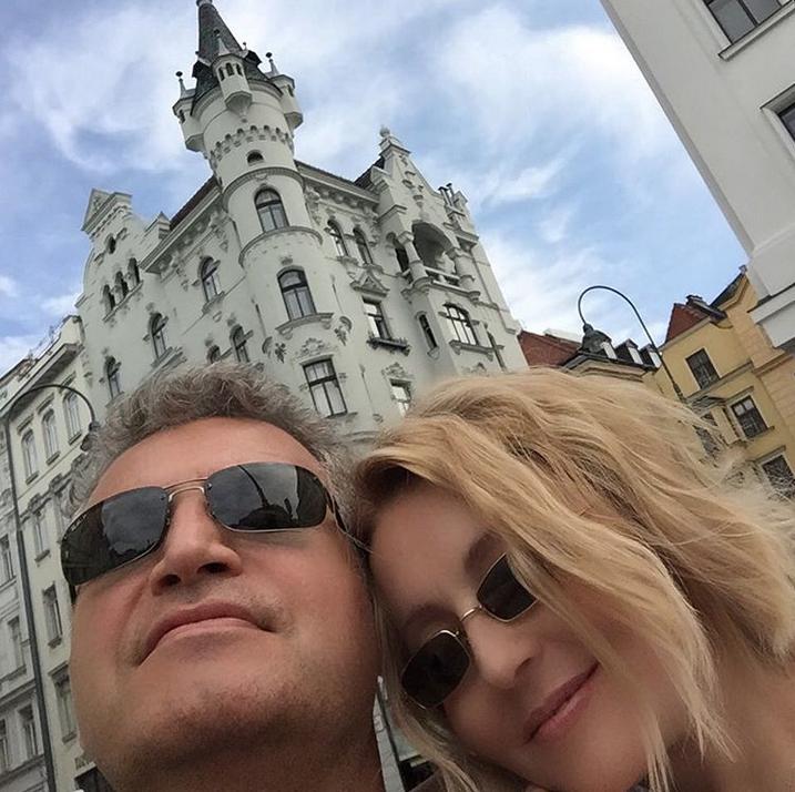 Леонид Агутин и Анжелика Варум. Фото Скриншот Instagram: @agutinleonid