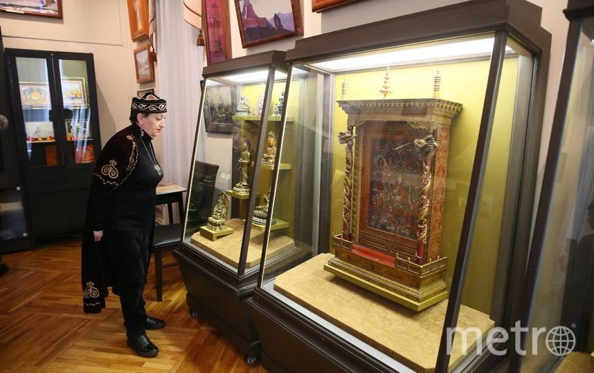 180 музейных предметов и 31 картина представлены в экспозиции. Фото Василий Кузьмичёнок