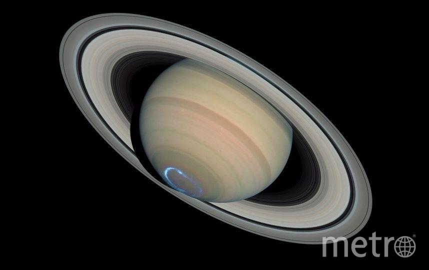 У Сатурна обнаружены 20 ранее неизвестных спутников. Фото pixabay.com