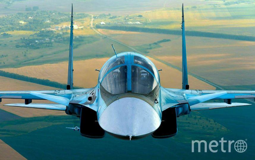 Производство Су-34 было самым крупным контрактом Новосибирского авиационного завода.