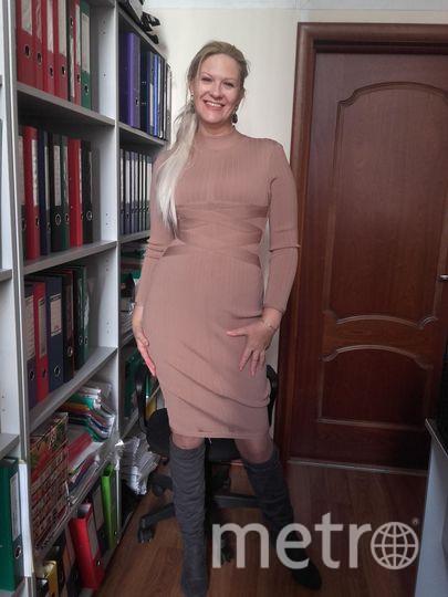 """я, Маркуносова Галина Валентиновна. Сейчас мне 54 года, в феврале стукнет 55 лет. Но я не против вернуться в модельный бизнес. В данный момент работаю менеджером. Фото """"Metro"""""""