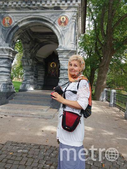 "«Я тебе не бабушка, я-фотограф!». Валаам. Фото Галина Кучеревич, ""Metro"""
