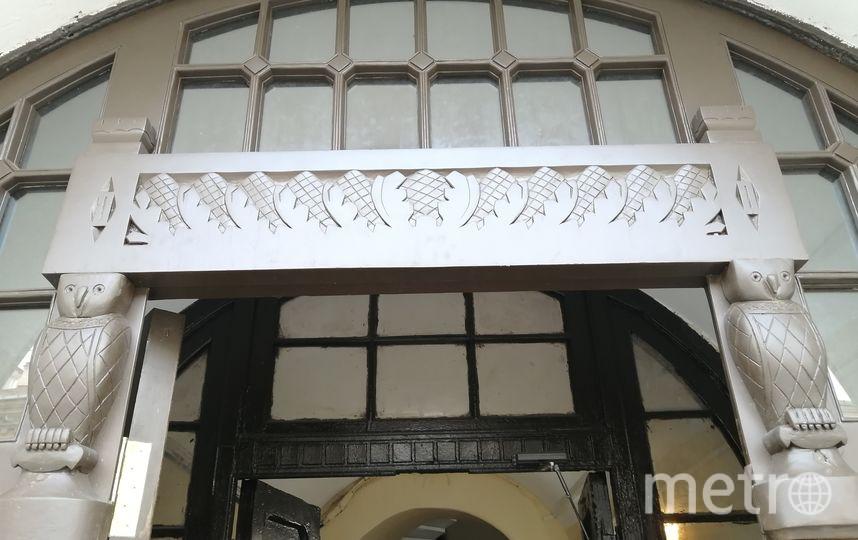 Процесс реставрации дверей. Фото mytndvor, vk.com